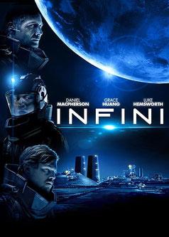 Infini de Shane Abbess - 2015 / Science-Fiction