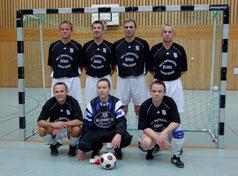 Stadt- Meister die Mannschaft der FSV- Ü- 50 Herren