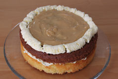 Mars Torte Lovelycakes Webseite