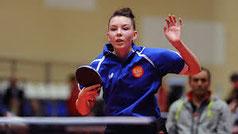 Im Bild - Mariija Tailakova  - 2018 01. 19 ITTV Ungarn Open