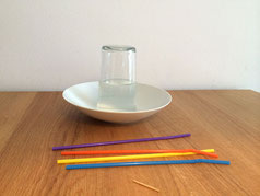 Glas, Experiment, Wasser, Kinder, Kleine Forscher
