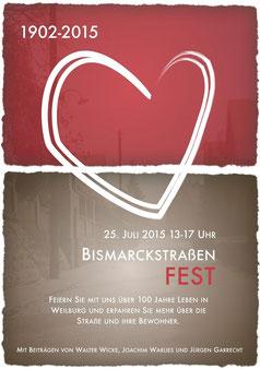 Flyer Bismarckstraße