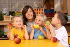 éducation nutritionnelle dans les écoles