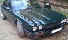 Jaguar XJR X300