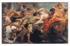 ヒッポダメイア(デイダメイア)の略奪