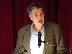 Henri Baile, maire de Saint Ismier