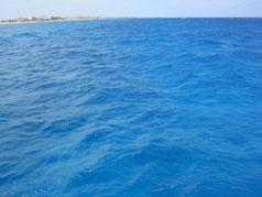Los beneficios en la salud del agua de mar