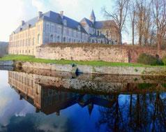 Abbaye Saint-Michel à 20 min en voiture