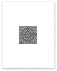Tarjeta Diana Reflectora  adhesiva