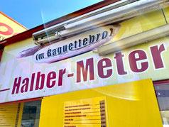 Halber-Meter-Bratwurst Imbiss  Inh. Leopold Dusbaba  Steinsetzerstr. 17  28279 Bremen