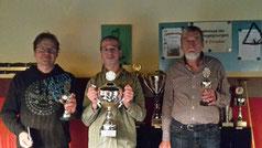 Platz 3: Thomas Rössler, Sieger: Gregor Daniel, 2. Platz: Manfred Kramer