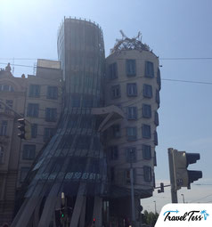 Dansende Huis Praag