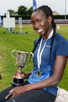 Zara Asante, photo credit: Bobby Gavin