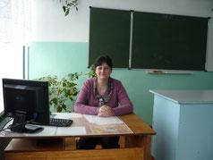 учитель химии Недопивцева Татьяна Витальевна