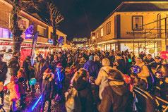 Sfeervolle kerstmarkt in Winkelcentrum Putten