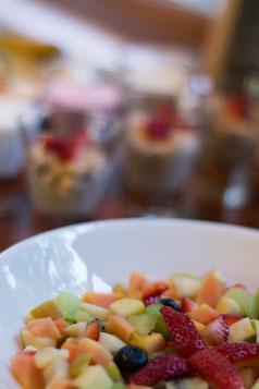 Herzhaftes, gesundes und ausgewogenes Bauernfrühstück