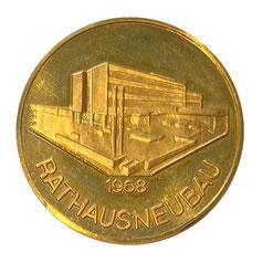 Goldmedaille Gevelsberg