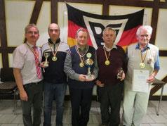 Schach-Mannschaft aus Halle/Saale