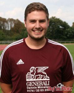 Trainer Marco Klaus.