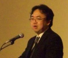 山田晴康氏