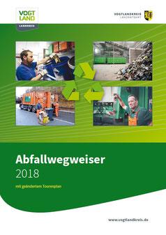 Abfallwegweiser Vogtlandkreis