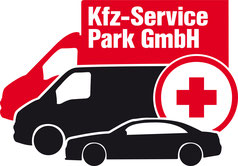 Abgewandeltes Logo für das Rett Car Center der Kfz-Service Park GmbH ©2018
