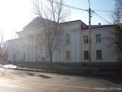 Детская музыкальная школа №1 им. М. М. Ипполитова-Иванова в Гатчине