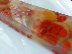 クコの蜂蜜レモン漬け