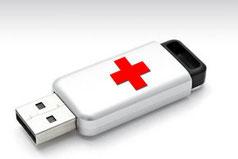 soigner clé USB et récupérer les données