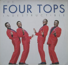 The Four Tops - 1988 / Indestructible