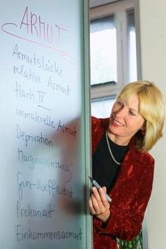 Susanne Gerull, Sprecherin der FG Armutsbegriff