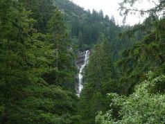 Wasserfall des Steilenbach