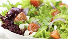 Dieta delle insalate