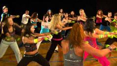 Zumba fitness per dimagrire pancia e fianchi