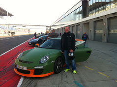Autorennen - Lausitzring