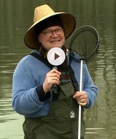 Achim Winter jagt Golfbälle (2018)