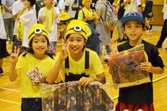 フリースロー大会入賞!6年生女子は優勝でした!