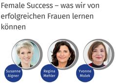 Marketing Club München - Female Success - was wir von erfolgreichen Frauen lernen können