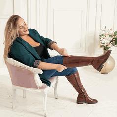 Dameslaarzen online bestellen, ruime keuze met brede of smalle kuiten