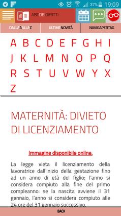 La maternità al Bar Villanova, ABC Diritti, per cominciare. - cosimo arnone -