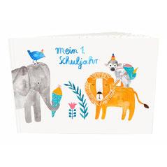 Frau Ottilie Einschulungsbuch Mein 1. Schuljahr - zuckerfrei | Kids Concept Store