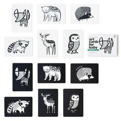 zuckerfrei - Wee Gallery Art Cards For Baby