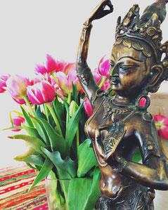 Tempelwochenende - Yashodhara van Vilsteren