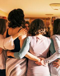 Awakening Women Tempelgruppen-Training - Yashodhara van Vilsteren