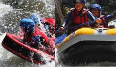 Rafting-Hydrospeed Pyrénées orientales