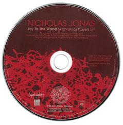 nicholas jonas single joy to the world a christmas prayer