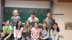 Foto: Naturkunde AG Remstal-Gymnasium