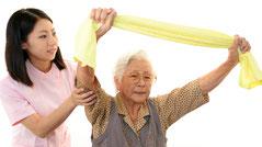 高齢者向けレクリエーション、アクテビティ:健康・運動