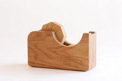 木製テープカッター