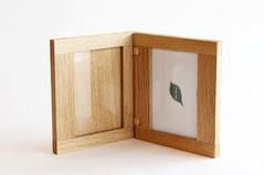 木製フォトスタンド